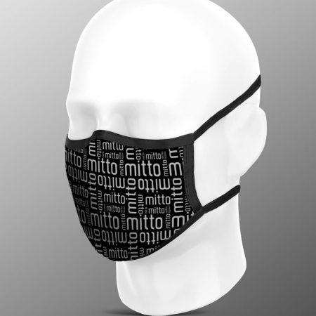 mascarilla higienica diseño mitto