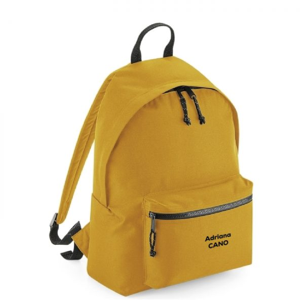 Mochila estandar personalizable mb285 amarillo